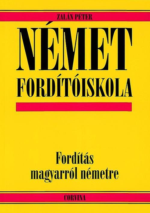 NÉMET FORDITÓISKOLA