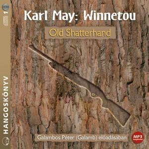 WINNETOU 1. - OLD SHATTERHAND - HANGOSKÖNYV
