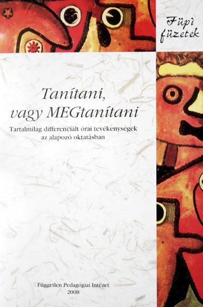 TANÍTANI, VAGY MEGTANÍTANI (DVD MELLÉKLETTEL)