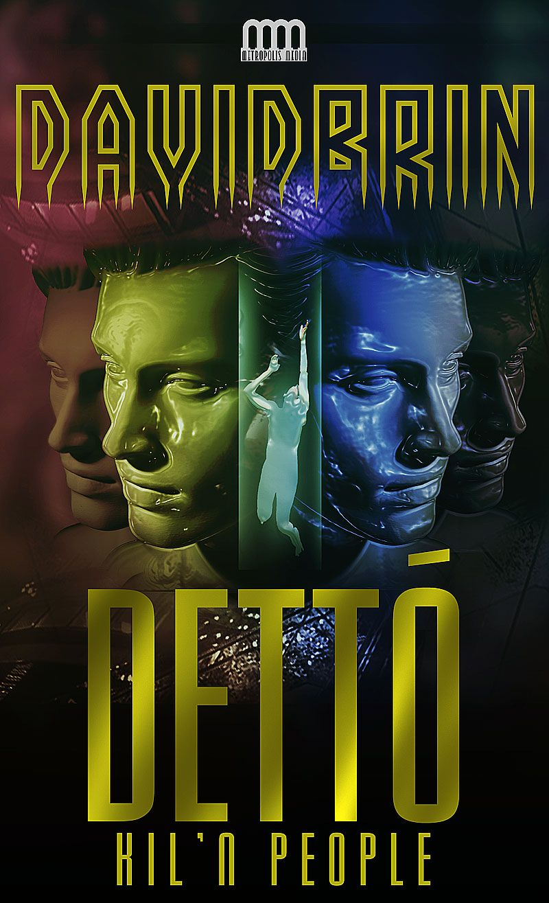 DETTÓ - KILN PEOPLE