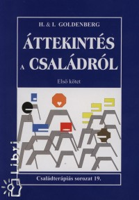 ÁTTEKINTÉS A CSALÁDRÓL - 1.KÖTET - CSALÁDTERÁPIÁS SOROZAT 19. -