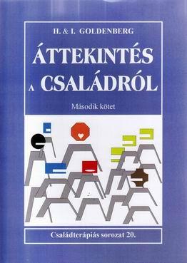 ÁTTEKINTÉS A CSALÁDRÓL - 2.KÖTET - CSALÁDTERÁPIÁS SOROZAT 20. -