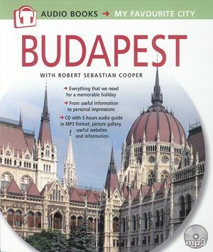 BUDAPEST - HANGOS ÚTIKÖNYV (ANGOL NYELVÛ)