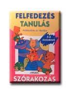 FELFEDEZÉS, TANULÁS, SZÓRAKOZÁS - 5-6 ÉVESEKNEK - SÁRGA-RÓZSASZIN -