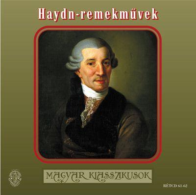 HAYDN - HAYDN-REMEKMŰVEK (2CD)  - CD -