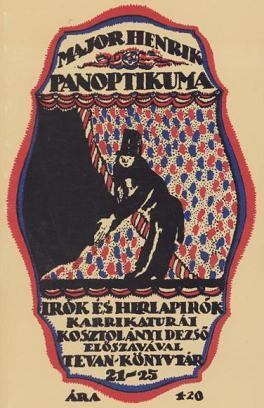 MAJOR HENRIK PANOPTIKUMA