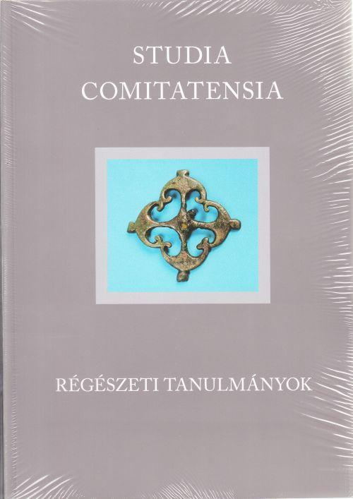 RÉGÉSZETI TANULMÁNYOK - STUDIA COMITATENSIA 30