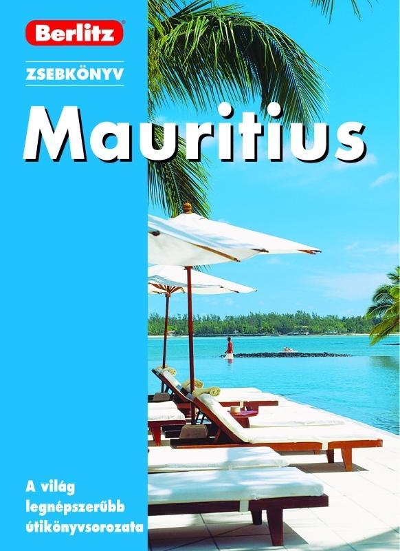 MAURITIUS - BERLITZ ZSEBKÖNYVEK