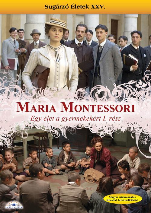MARIA MONTESSORI - I. EGY ÉLET A GYERMEKEKÉRT - DVD -