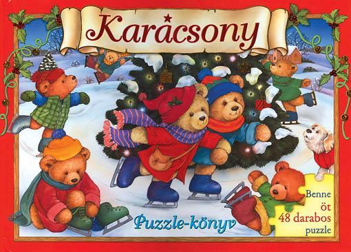 Karácsony – Puzzle könyv