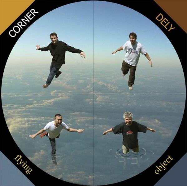 FLYING OBJECT - CD