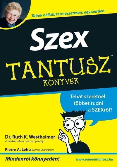 SZEX - TANTUSZ KÖNYVEK -