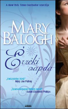 BALOGH, MARY - ÉRZÉKI CSAPDA