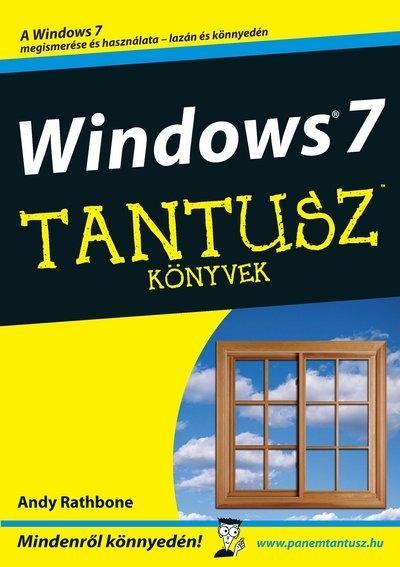WINDOWS 7 - TANTUSZ KÖNYVEK