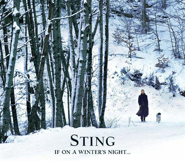 STING - IF ON A WINTER'S NIGHT - CD -