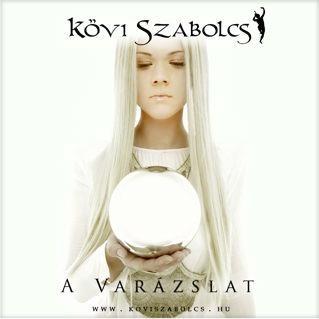 A VARÁZSLAT - KÖVI SZABOLCS - CD -