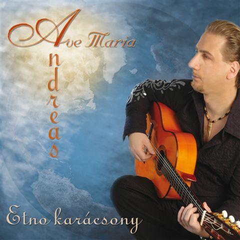 AVE MARIA - ETNO KARÁCSONY - CD -