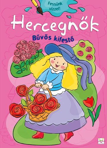 HERCEGNŐK - BŰVÖS KIFESTŐ