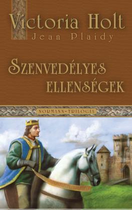 SZENVEDÉLYES ELLENSÉGEK - NORMANN-TRILÓGIA