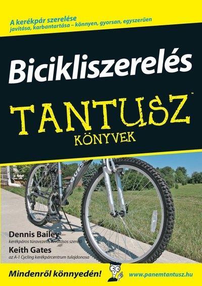 BICIKLISZERELÉS - TANTUSZ KÖNYVEK