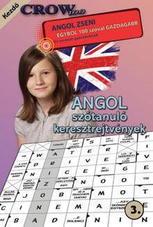 CROW 100 - KEZDÕ 3. - ANGOL SZÓTANULÓ KERESZTREJTVÉNYEK