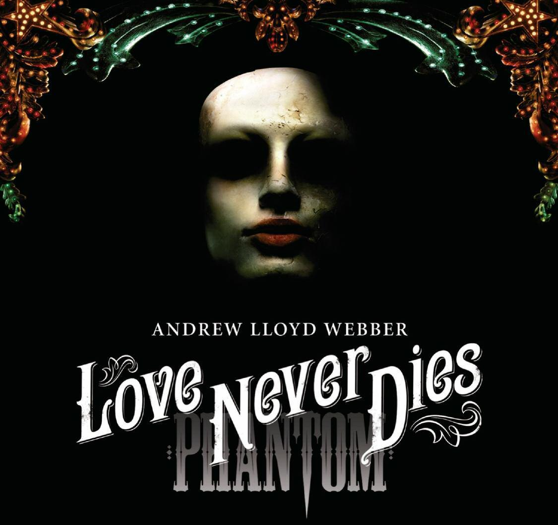 LOVE NEVER DIES - CD -