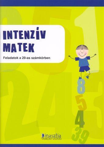 INTENZÍV MATEK 1. - FELADATOK A 20-AS SZÁMKÖRBEN