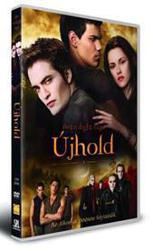 ÚJHOLD - THE TWILIGHT SAGA - 1LEM. VÁLT. - DVD -