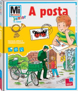 A POSTA - MI MICSODA JUNIOR 15.