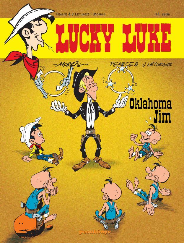 LUCKY LUKE 13. - OKLAHOMA JIM