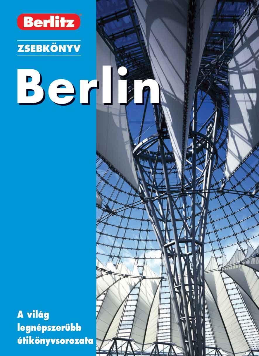 BERLIN - BERLITZ ZSEBKÖNYV -