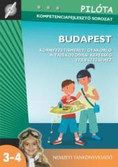 BUDAPEST - KÖRNYEZETISMERETI GYAKORLÓ - PILÓTA SOROZAT