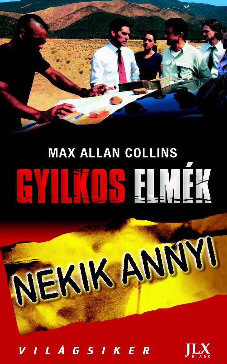 NEKIK ANNYI - GYILKOS ELMÉK