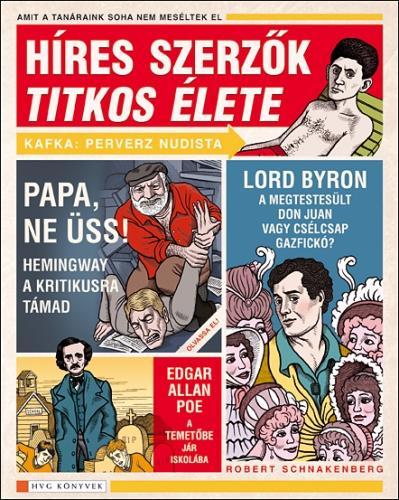 HÍRES SZERZŐK TITKOS ÉLETE