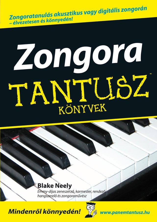 ZONGORA - TANTUSZ KÖNYVEK -