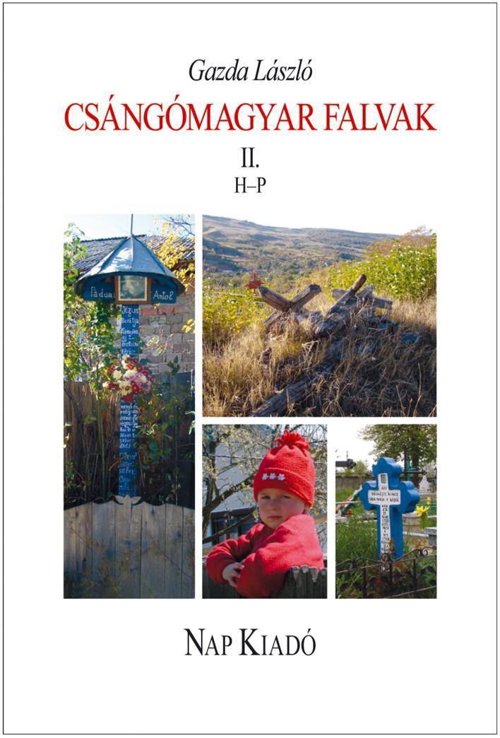 CSÁNGÓMAGYAR FALVAK II. H-P