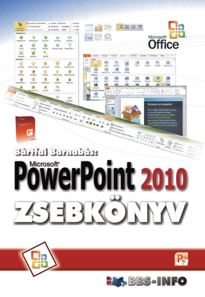 POWERPOINT 2010 ZSEBKÖNYV