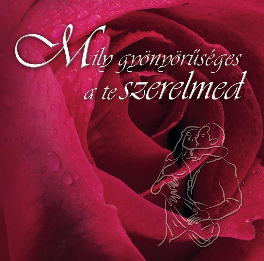 MILY GYÖNYÖRÛSÉGES A TE SZERELMED - BORDÓ