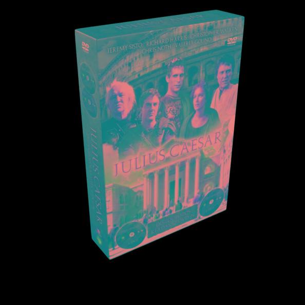 JULIUS CEASAR - DÍSZDOBOZ - DVD -