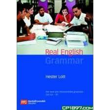 REAL ENGLISH GRAMMAR - THE NEW PRE-INTERMEDIATE - CD-VEL