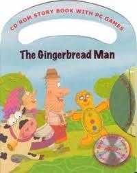 THE GINGERBREAD MAN - CD-ROMMAL