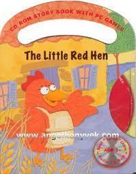 THE LITTLE RED HEN - CD-ROMMAL
