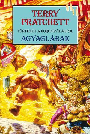 AGYAGLÁBAK - TÖRTÉNET A KORONGVILÁGRÓL