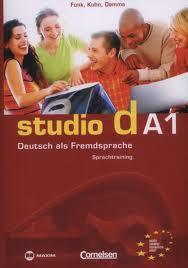 STUDIO D A1 - DEUTSCH ALS FREMDSPRACHE SPRACHTRAINING (MAGYAR KIADÁS)