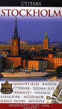 STOCKHOLM - ÚTITÁRS (ÚJ)