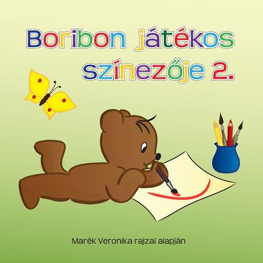 BORIBON JÁTÉKOS SZÍNEZÕJE 2.
