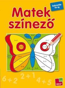 MATEKSZÍNEZÕ - SZÁMOLÁS 10-IG
