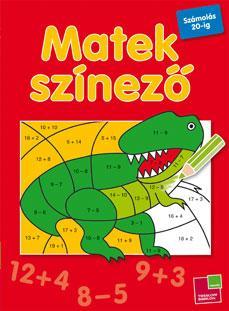 MATEKSZÍNEZÕ - SZÁMOLÁS 20-IG