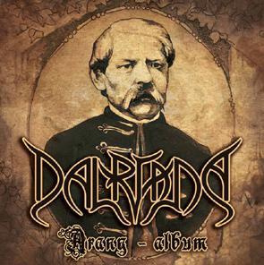 - ARANY-ALBUM - DALRIADA - CD -