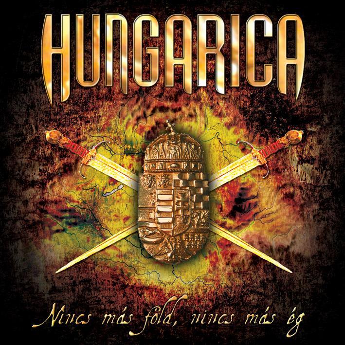 NINCS MÁS FÖLD, NINCS MÁS ÉG - HUNGARICA - CD+DVD